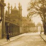 Королевский дворец в Брайтоне, 1920