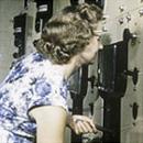 Производство ИОЛ в 1958г.